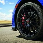 Subaru BRZ tS wheel
