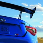 Subaru BRZ tS wing