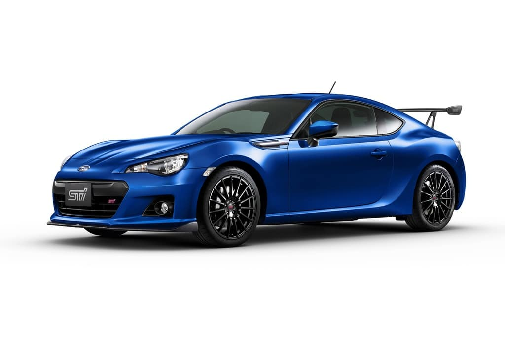 2018 Subaru Brz Ts Arrives This Spring Limited To 500 Units