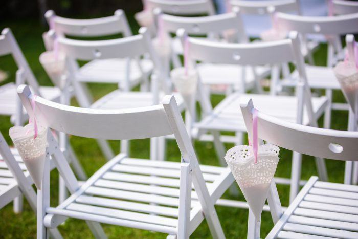 chairs for wedding ceremony P9BDZ57