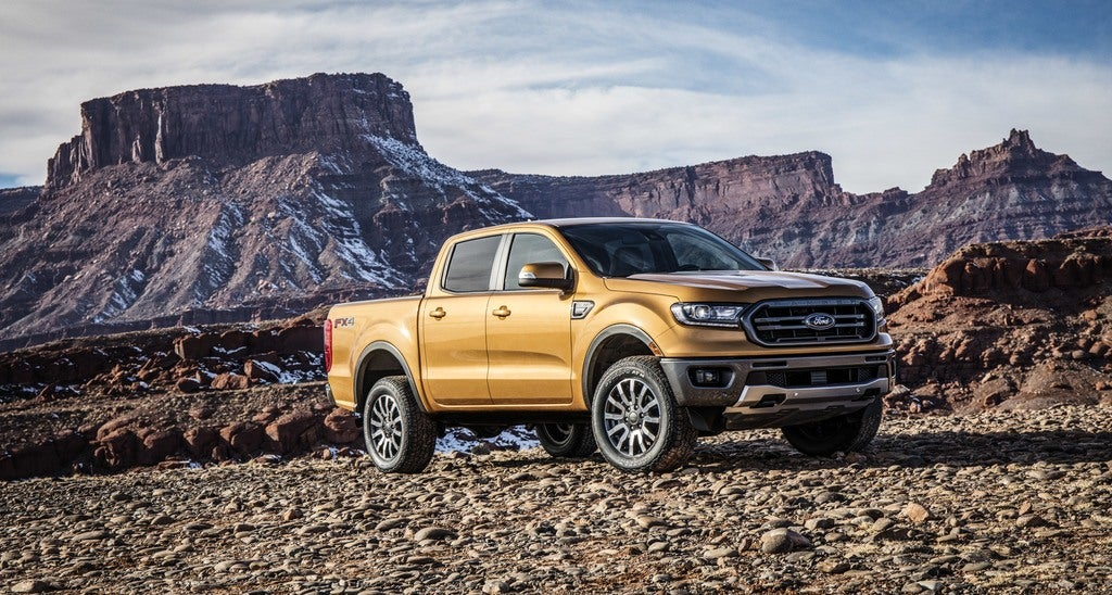 2019 Ford Ranger SuperCrew Review: Good Enough But Far From Great