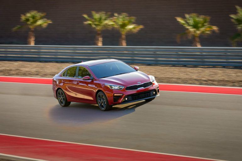 2019 Kia Forte Arrives With Hints of Stinger DNA 18