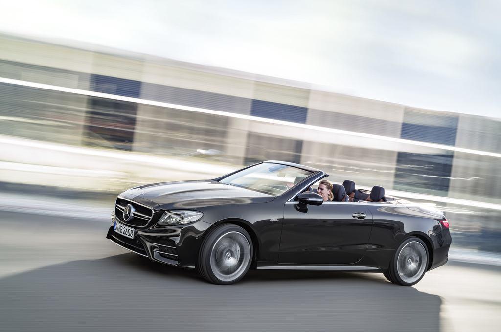 Mercedes-AMG Reveals 53-Series Models In Detroit