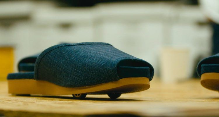 180125 01 20 source 750x400 - Nissan Wants You To See These Self-Parking Slippers!