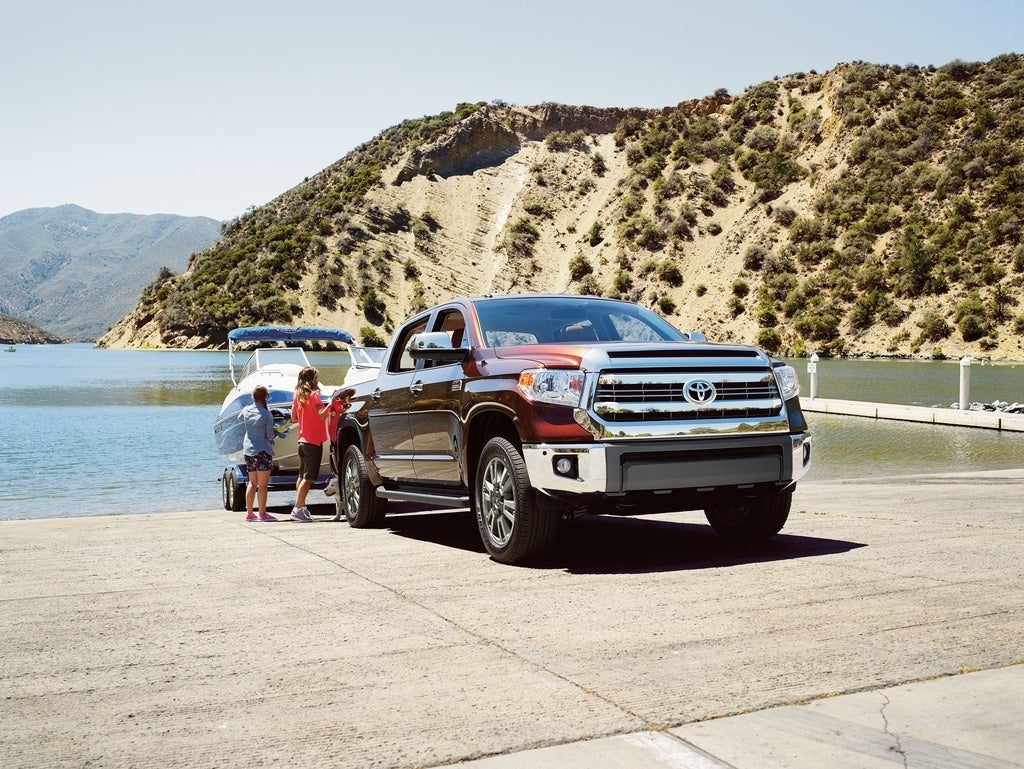 2018 Toyota Tundra CrewMax 1794 Edition Review