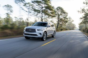 Infiniti Showcases SUVs & New Engine Tech In Houston 24