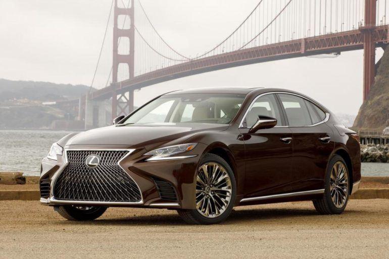 2018 Lexus LS: More Performance, Less Cost 27