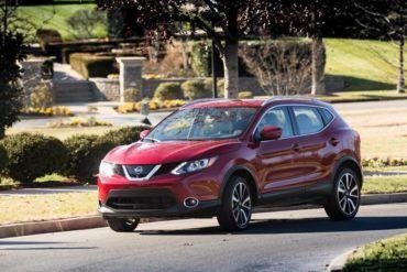 2018 Nissan Rogue Sport 9