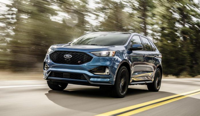 2019 Ford Edge ST 4