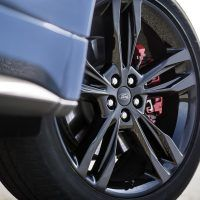 2019 Ford Edge ST wheel