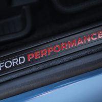 2019 Ford Edge ST door jamb