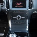 2019 Ford Edge ST center console