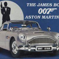 B 200x200 - Automoblog Book Garage: Aston Martin DB: 70 Years