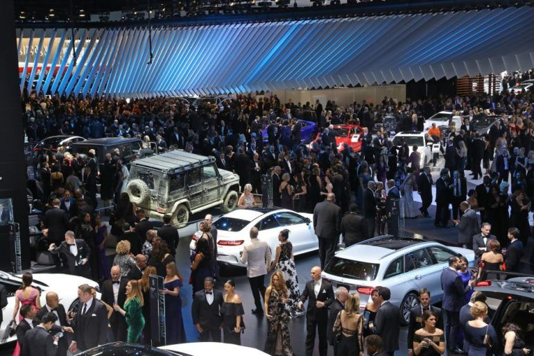 A Roundup of the 2018 North American International Auto Show 23
