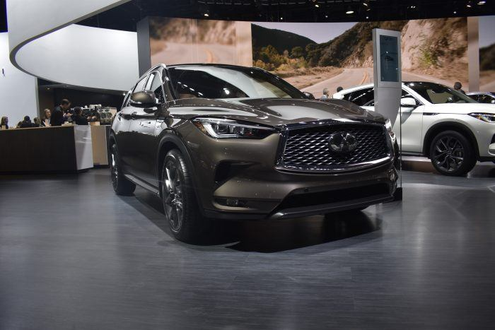 New Rewards Reservation Program To Include 2019 Infiniti QX50 2