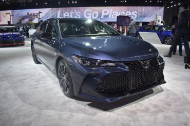 2019 Toyota Avalon Appears In Detroit 15