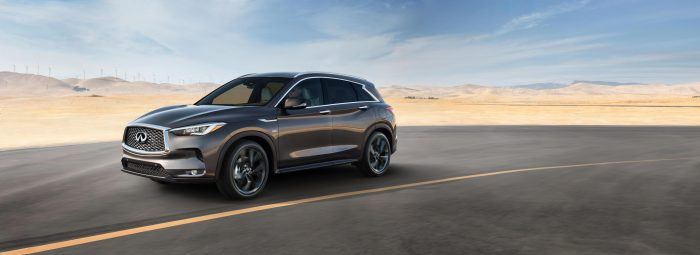 New Rewards Reservation Program To Include 2019 Infiniti QX50 1