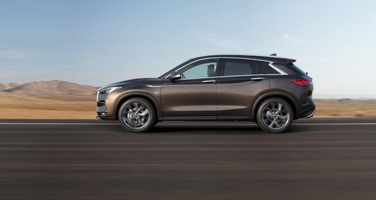 Infiniti QX50 005 tn 750x400 - New Rewards Reservation Program To Include 2019 Infiniti QX50