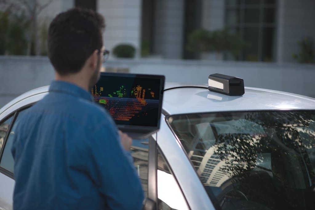 Innoviz Showcases New LiDAR Technology In Las Vegas