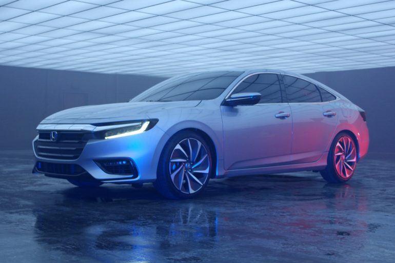 Honda Insight Prototype To Debut In Detroit 30