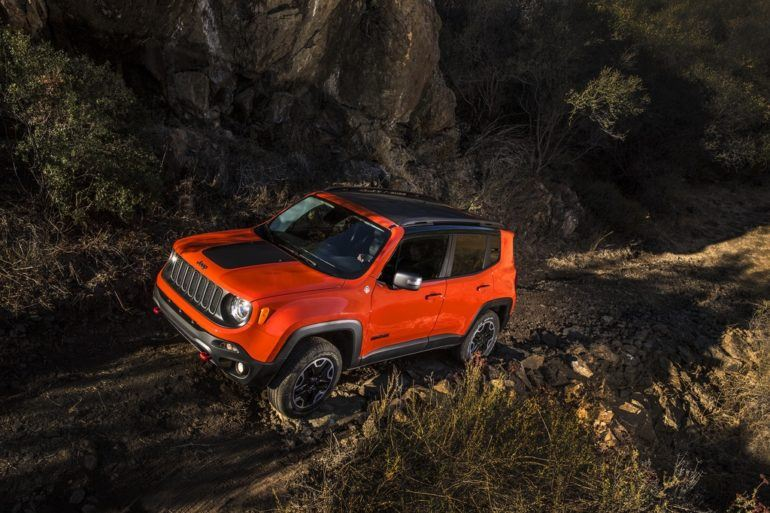 2017 Jeep Renegade Trailhawk 4X4 Review 29