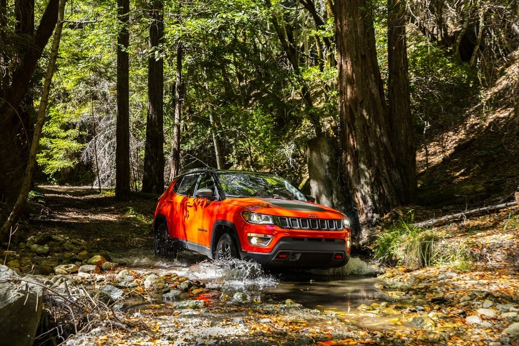 2017 Jeep Compass Trailhawk 4X4 Review