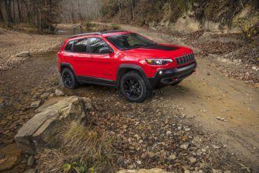 2019 Jeep Cherokee Hits The Scene In Detroit 17