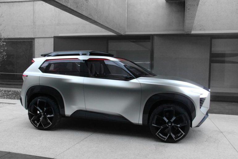 Nissan Xmotion Concept Photo 06