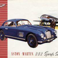 Pg 200x200 - Automoblog Book Garage: Aston Martin DB: 70 Years