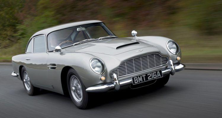 Pg. 122 123 750x400 - Automoblog Book Garage: Aston Martin DB: 70 Years