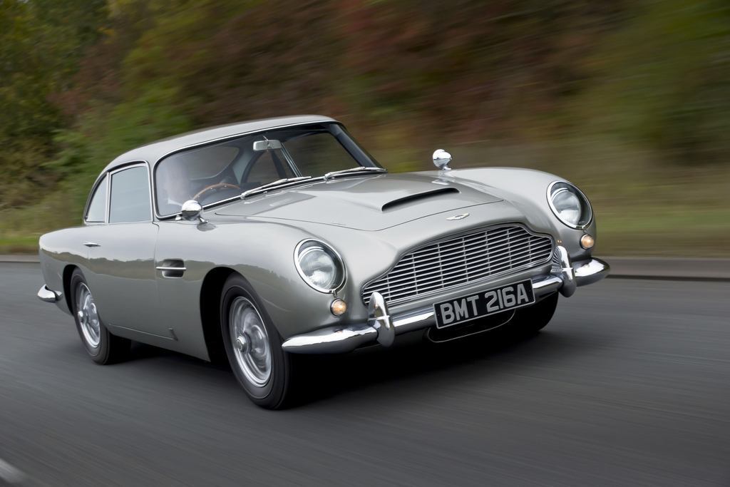 Automoblog Book Garage: Aston Martin DB