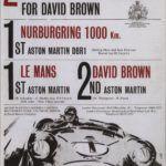 Automoblog Book Garage: Aston Martin DB: 70 Years 17
