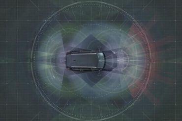 158389 Autonomous drive technology Complete system solution