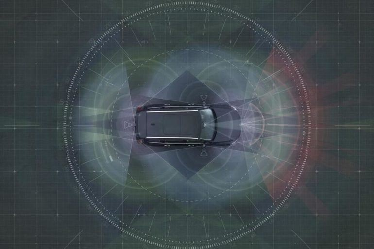 Volvo Cars Tech Fund Makes First Investment In Start-Up Automotive Sensor Company 28