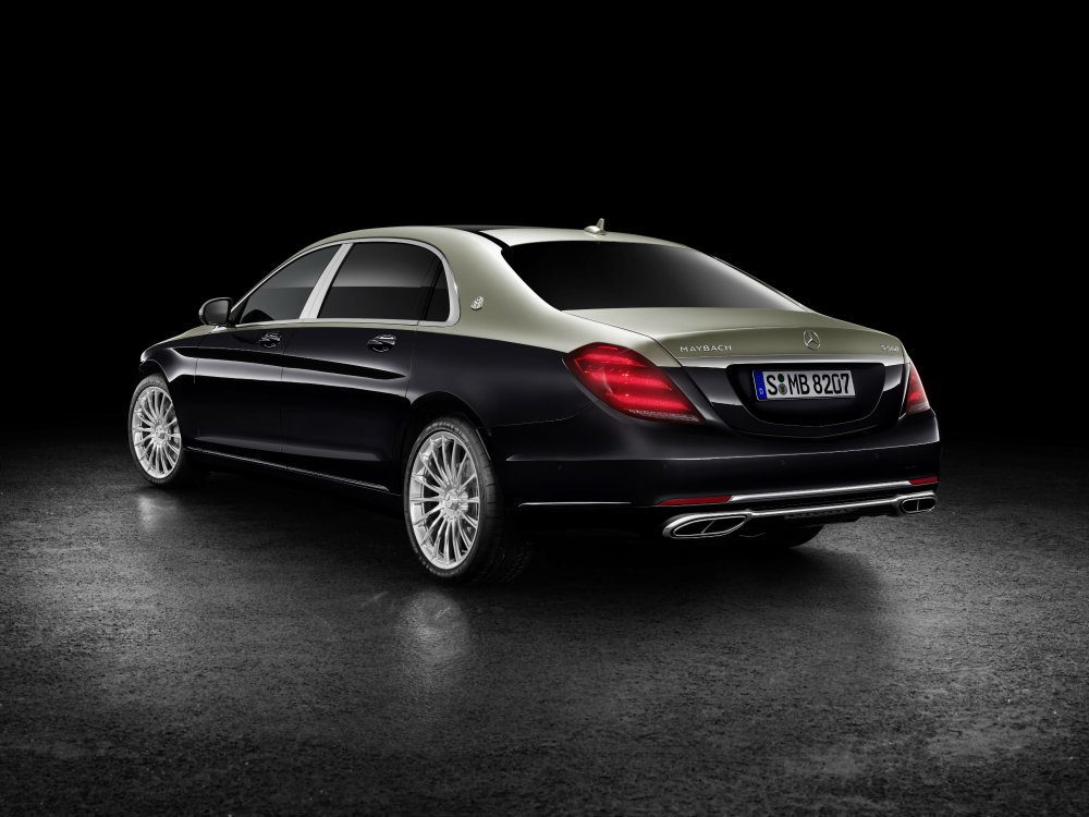 Mercedes-Maybach To Debut In Geneva