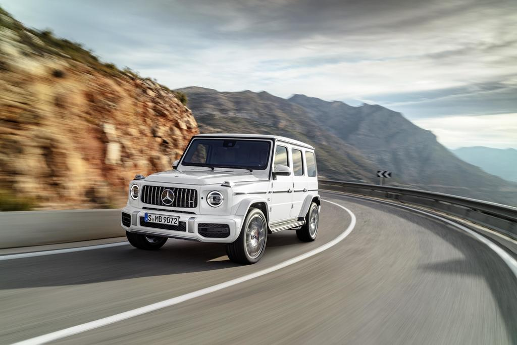 The 2019 Mercedes-AMG G63: Faster Than You Think!