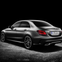 18C0130 04 source 200x200 - Mercedes-Benz C-Class Gets Refreshed For 2019
