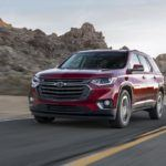 2018 Chevrolet Traverse RS 080