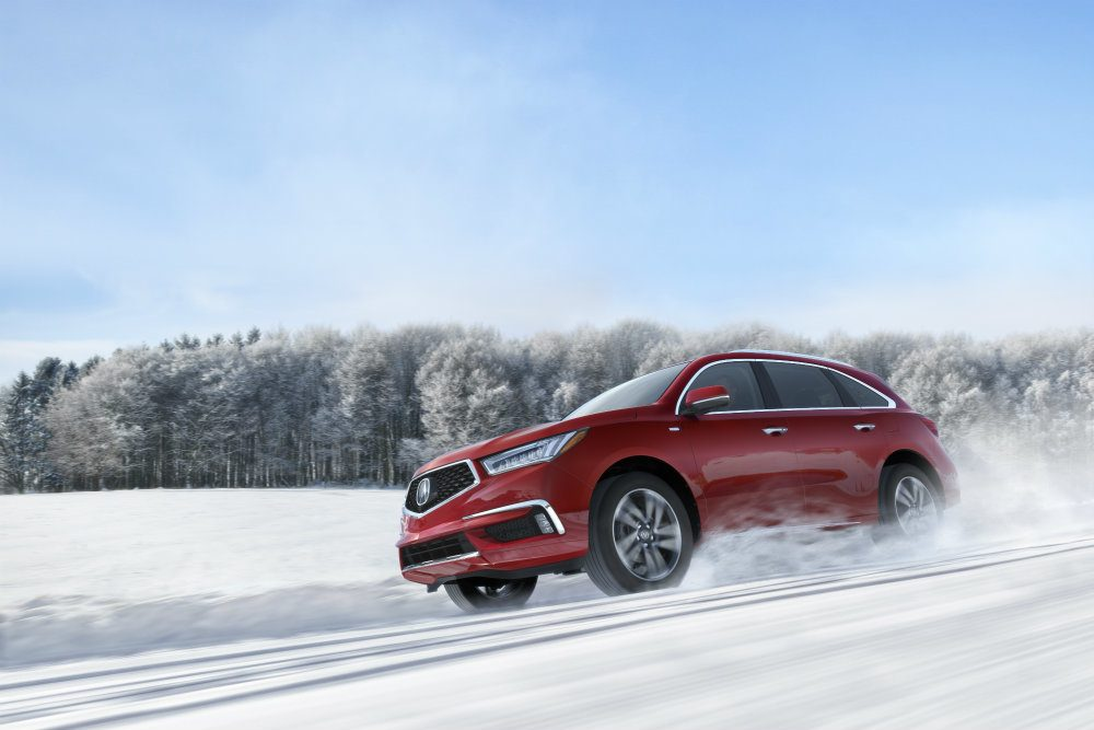 This Feature On The 2018 Acura MDX Sport Hybrid Really Stands Out