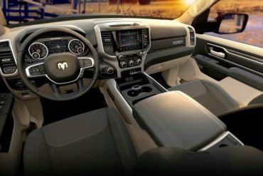 2019 RAM 1500 Interior LONESTAR Black Frost resized 1