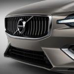223541 New Volvo V60 exterior
