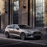 223572 New Volvo V60 exterior