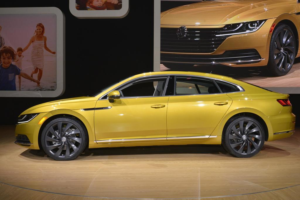2019 Volkswagen Arteon: Not So Fastback