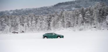 I PACE Winter testing 079 370x180 - Jaguar I-PACE Takes On The Arctic (Video)