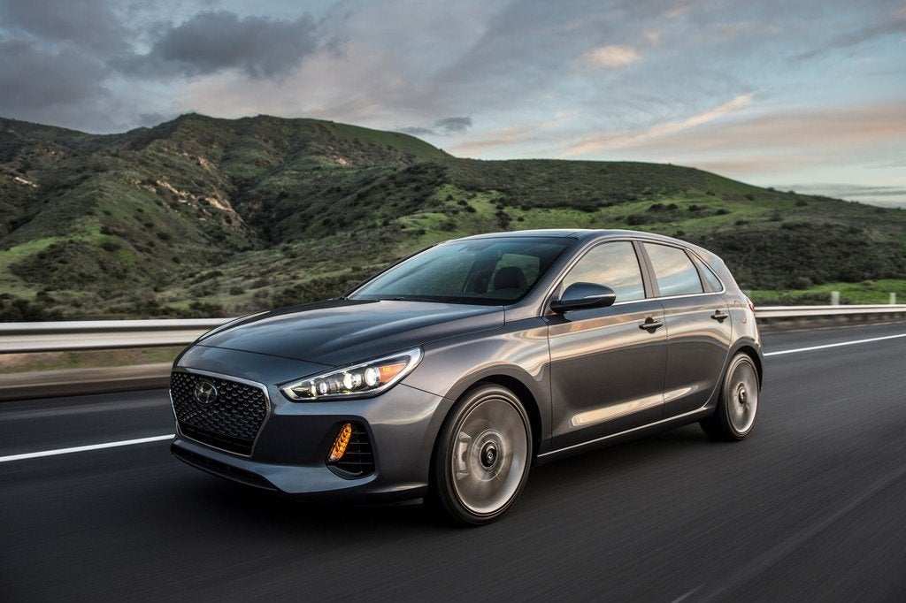 2018 Hyundai Elantra GT: Sport Hatchback Manual Review