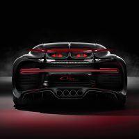 04 BUGATTI Chiron Sport rear WEB 200x200 - Bugatti Chiron Sport: Yeah, So What