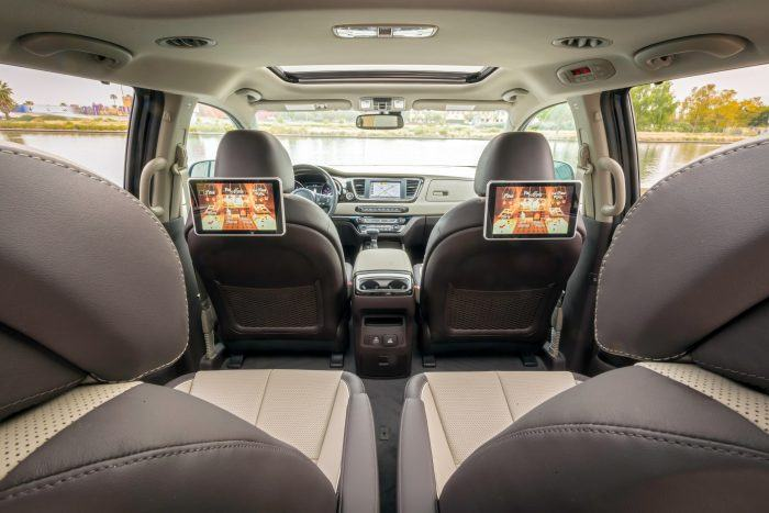2019 Kia Sedona: Ready For The Fam