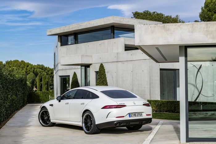 2019 Mercedes-AMG GT 4-Door Coupe: Don't Let The Name Fool You