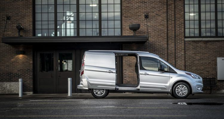 2019 Ford Transit Connect Cargo Van One Size Fits Most