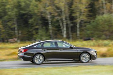 2018 Honda Accord Hybrid 012